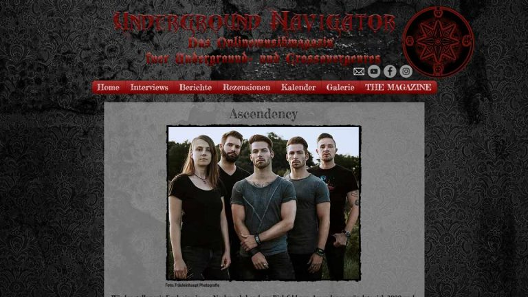 Ascendency Interview